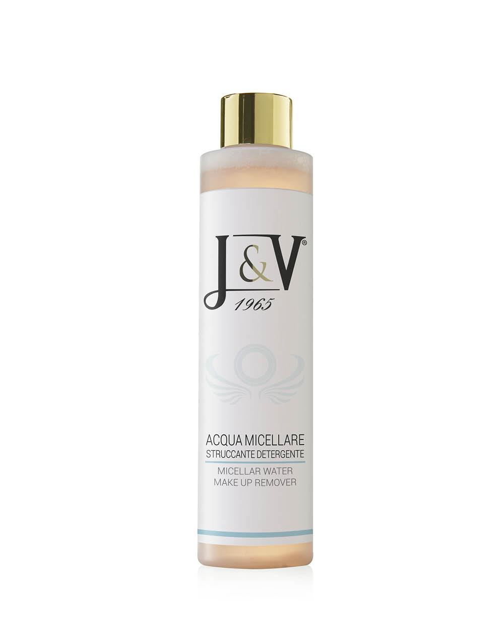 acqua micellare j&V